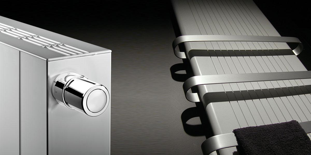 Bevorzugt Aluminiumheizkörper - Vertikale und Horizontale - Heizkoerpermarkt VM41